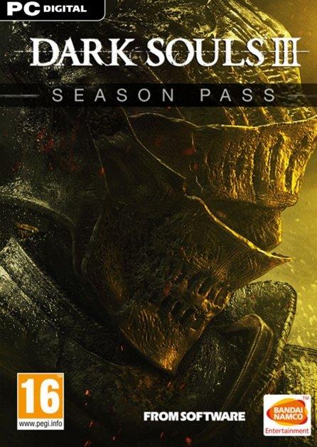 Dark Souls 3 Season Pass (Steam) für 5,63€ (Bandai)