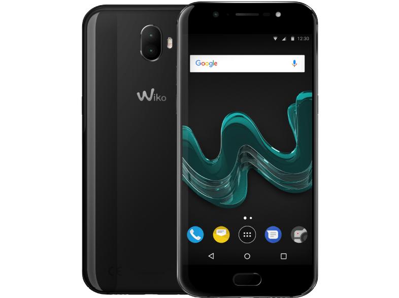 """Wiko Wim: 5,5"""" FHD AMOLED, LTE+ Dual Sim, Snapdragon 626, 4GB RAM, 64GB ROM, Fingerabdrucksensor, 2x 13MP Kamera + 16MP Vorne, QC 3.0, NFC für 179€ (Media Markt + Amazon)"""