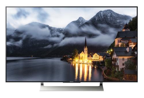 Sony KD55XE9005 55Zoll 4K Ultra HD Smart-TV WLAN Schwarz, Silber LED-Fernseher