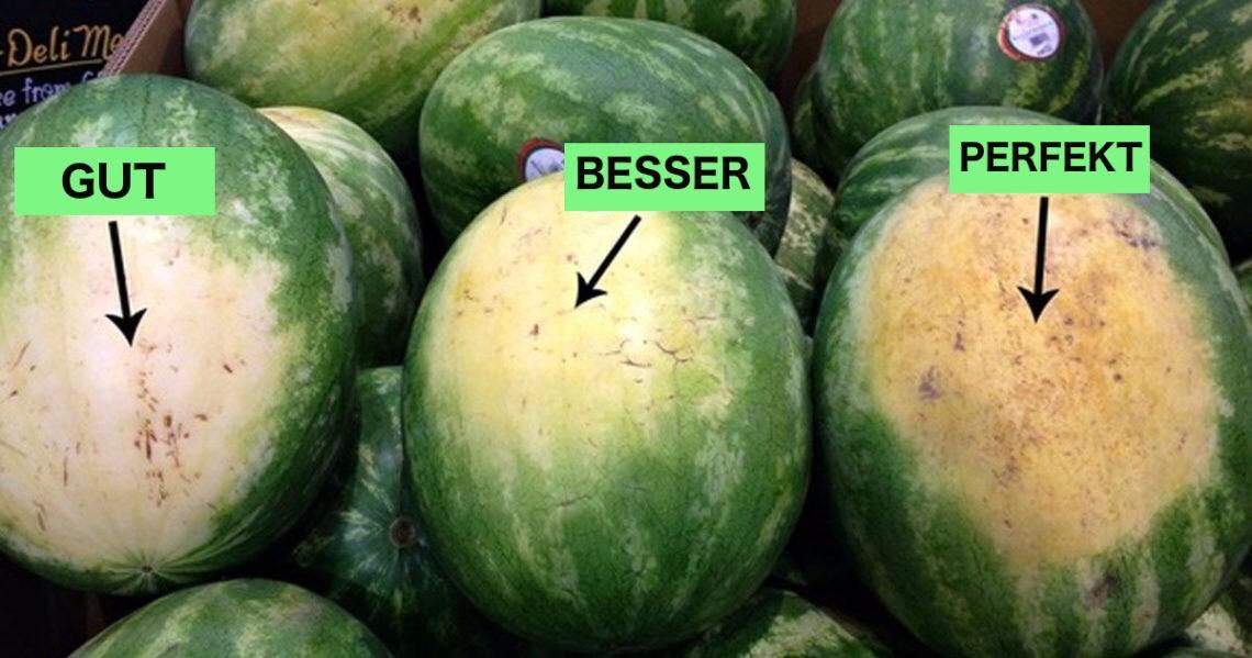 (Lokal - Rewe Hamburg-Barmbek Nord) Wassermelone für 0,49€ je Kilo