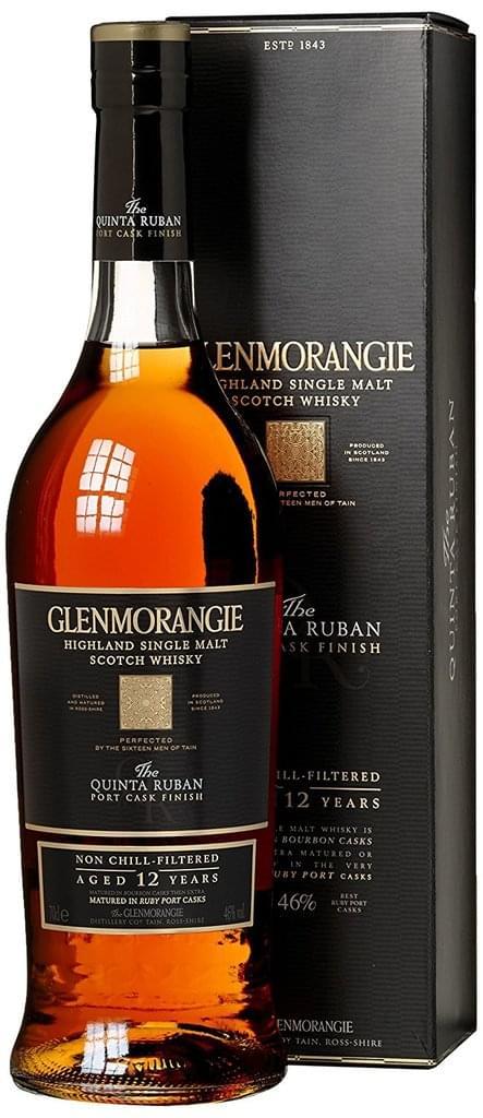 Einige Single Malt Whiskys vermutlich mit Preisfehler z. B. Glenmorangie New Quinta Ruban für 10,94€ inkl. Versand [Real]