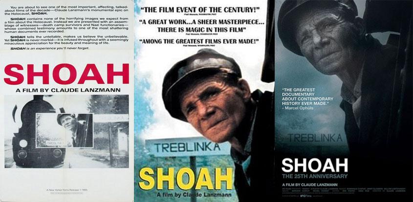 Shoah (IMDb 8,4) - monumentale (566min) Doku gratis im Stream