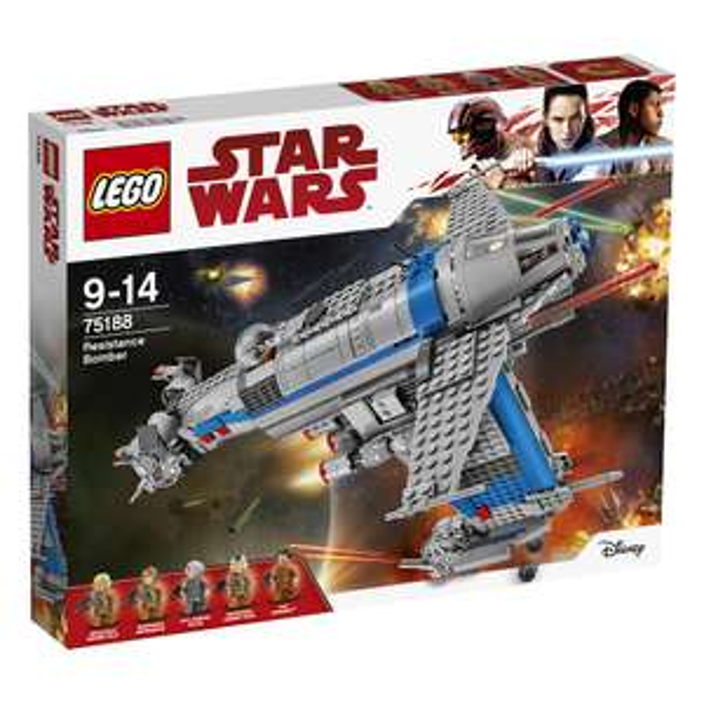 LEGO Star Wars - 75188 Resistance Bomber