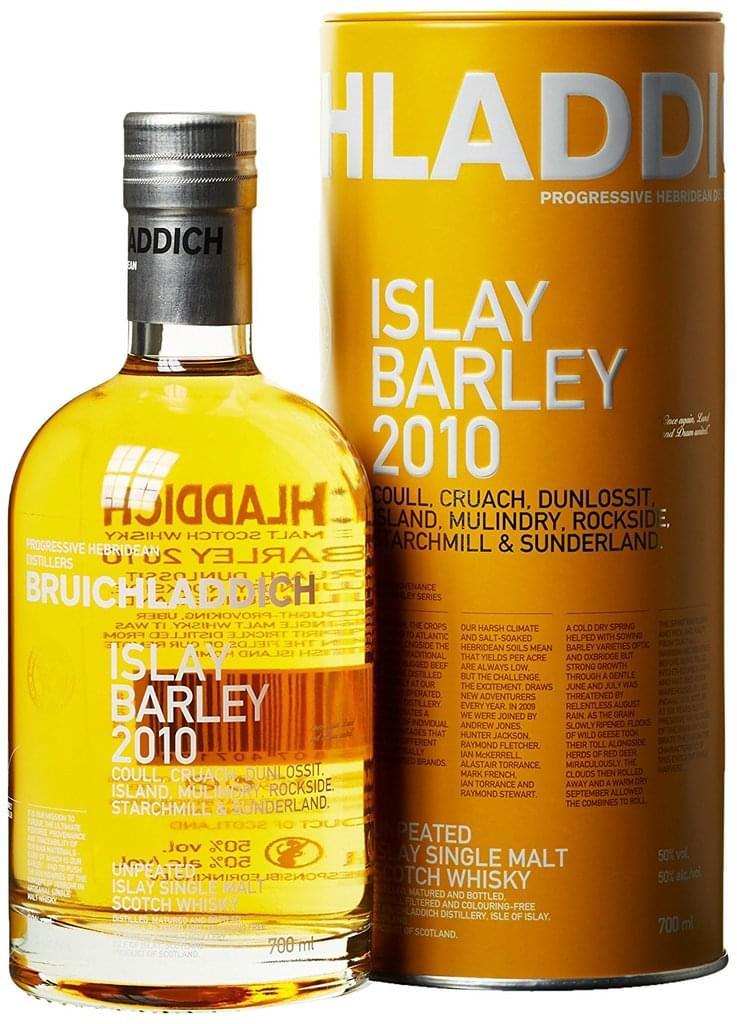 Bruichladdich Islay Barley 2010 0,7l 50% für 34,99€ bei Real.de versandkostenfrei