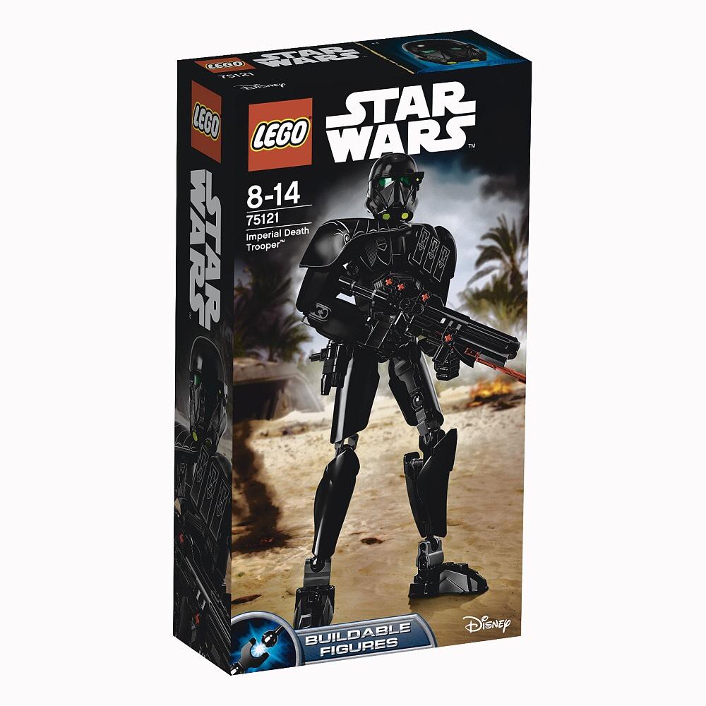 [toysrus.de] LEGO Star Wars - 75121 Imperial Death Trooper für 10€ inkl. VSK (idealo: 19,99€)