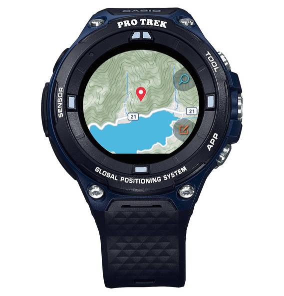 CASIO Protrek OUTDOOR Smartwatch WSD-F20A - bisheriger Bestpreis -