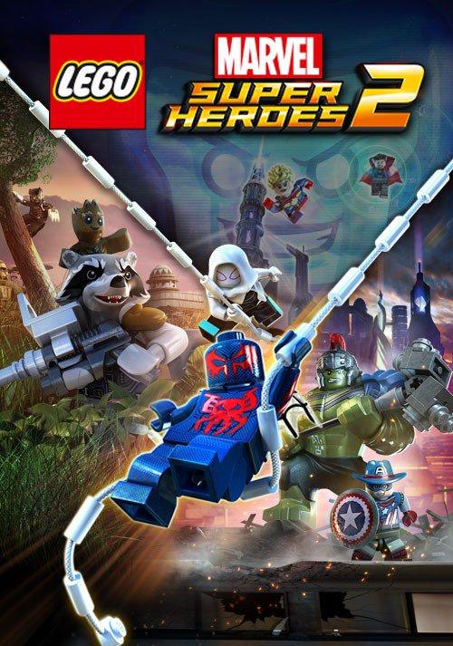 Lego Marvel Super Heroes 2 für günstige 6,79€ - Deluxe Edition für 11,39€ / PC - STEAM KEY / cdkeys.com