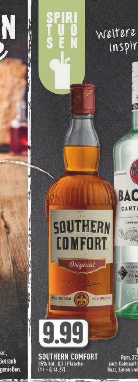 [Edeka] Southern Comfort für geschmeidige 9,99€
