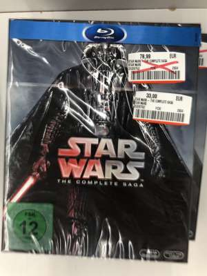 [Lokal] Media Markt Dietzenbach: Star Wars - The Complete Saga Blu-Ray Box