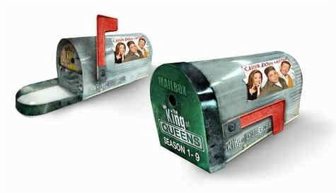 [ 36 DVDs ]The King of Queens - Die Komplette Serie im Briefkasten, 36 DVDs für 50,99 EUR inkl. Versand @ buecher.de