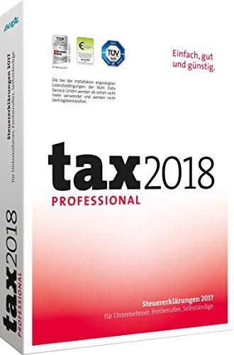 Tax 2018 Professional Steuerprogramm