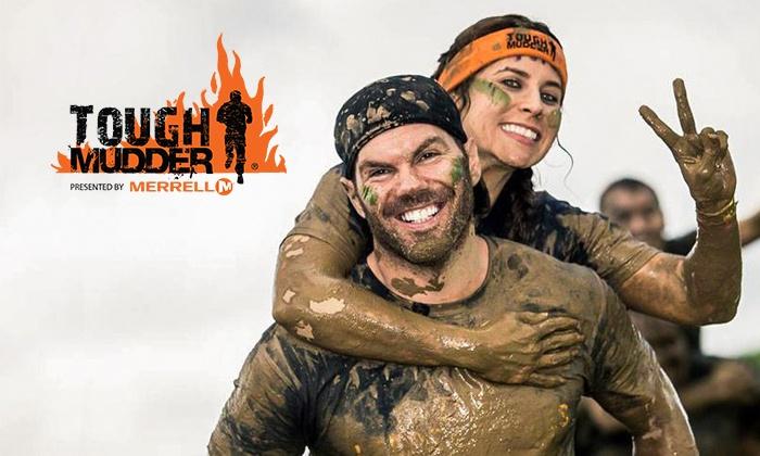 """Tough Mudder"""" Hindernis - Challenge (Full and Half) Tickets zur Teilnahme in NRW (Eifel), Berlin-Brandenburg oder Süddeutschland"""