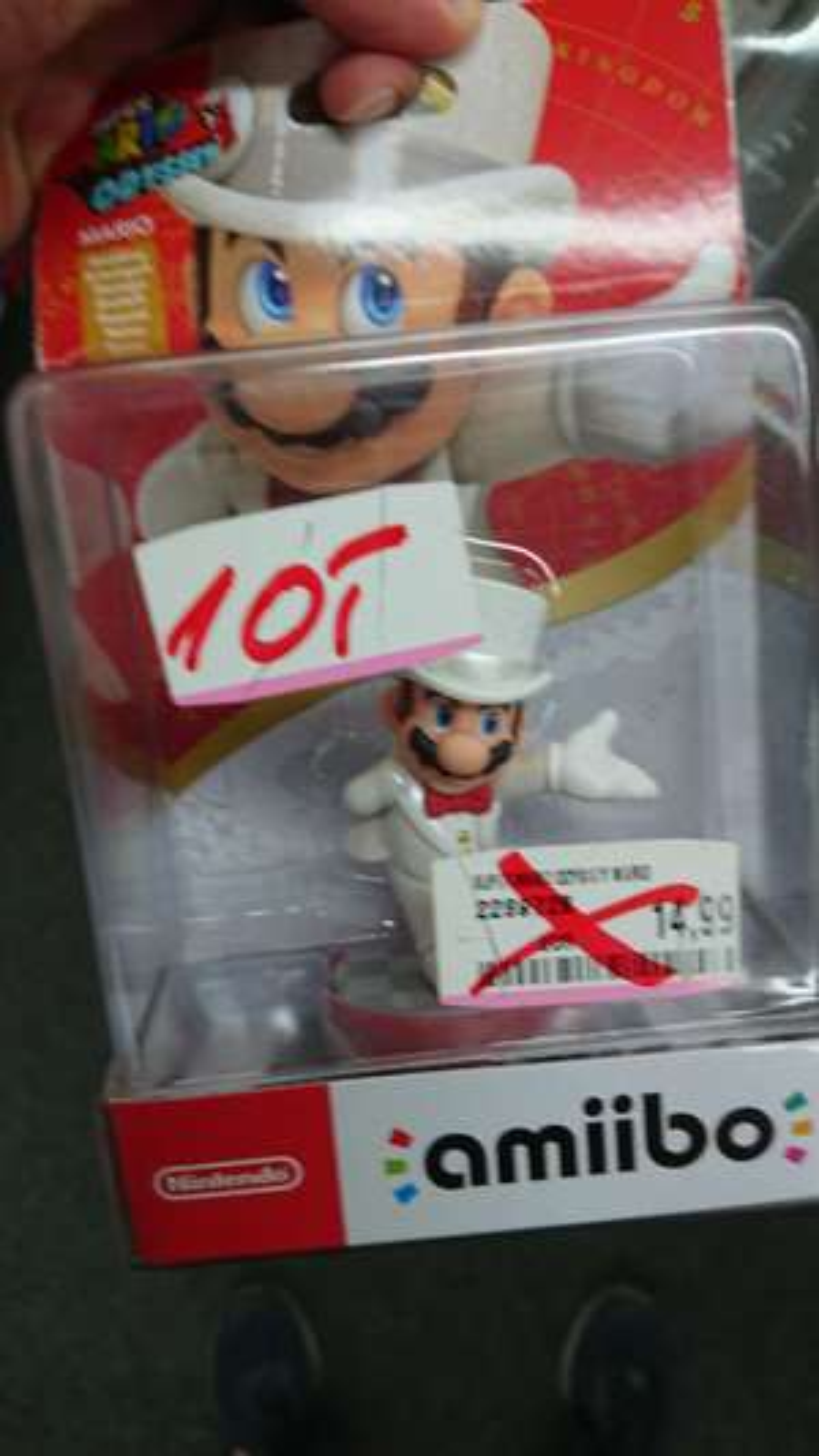 [LOKAL MM Würzburg-City] Amiibo Wedding Mario, Wedding Peach, Koopa und Gomba 10,-