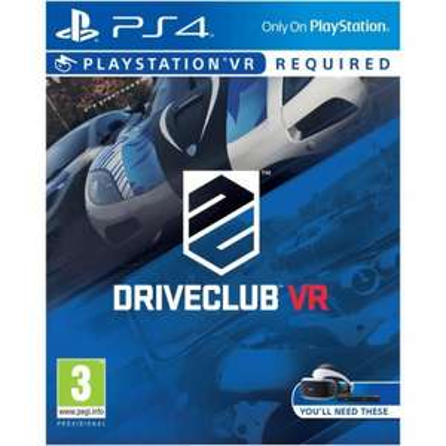 DriveClub VR (PS4-VR) für 13,61€ (Amazon IT)