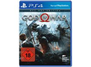 God of War - Day One Edition Playstation 4 Media Markt Online