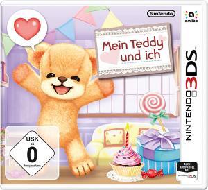Mein Teddy und ich (3DS) für 6€ versandkostenfrei (Media Markt)