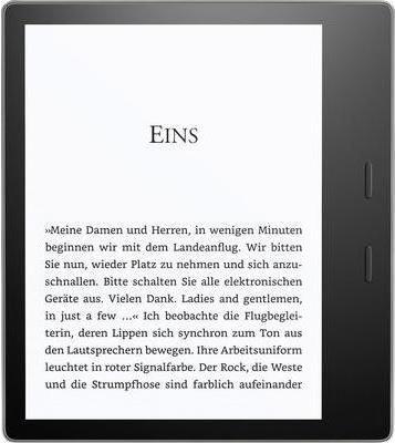 Kindle Oasis 2 (8GB) für 218,49€