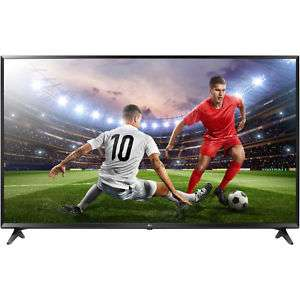 "[Saturn ebay]  65"" LG 65UK6100 UHD Smart TV (Ultra HD, HDR10, 60Hz) für ca. 636€   ohne Umzug 664€"