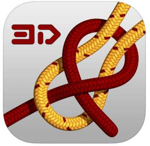 Knots 3D (Knoten 3D) kostenlos im Play Store | AppStore [Android + iOS]