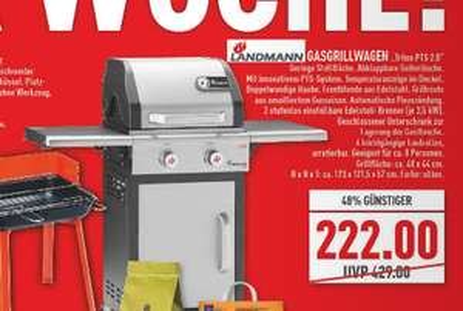 Landmann Gasgrill Triton : ᐅ landmann triton test u aufbau u grillergebnis u reinigung