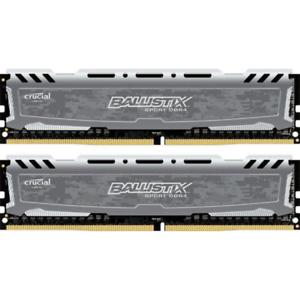2x4GB Crucial Ballistix Sport LT DDR4-2400 CL16