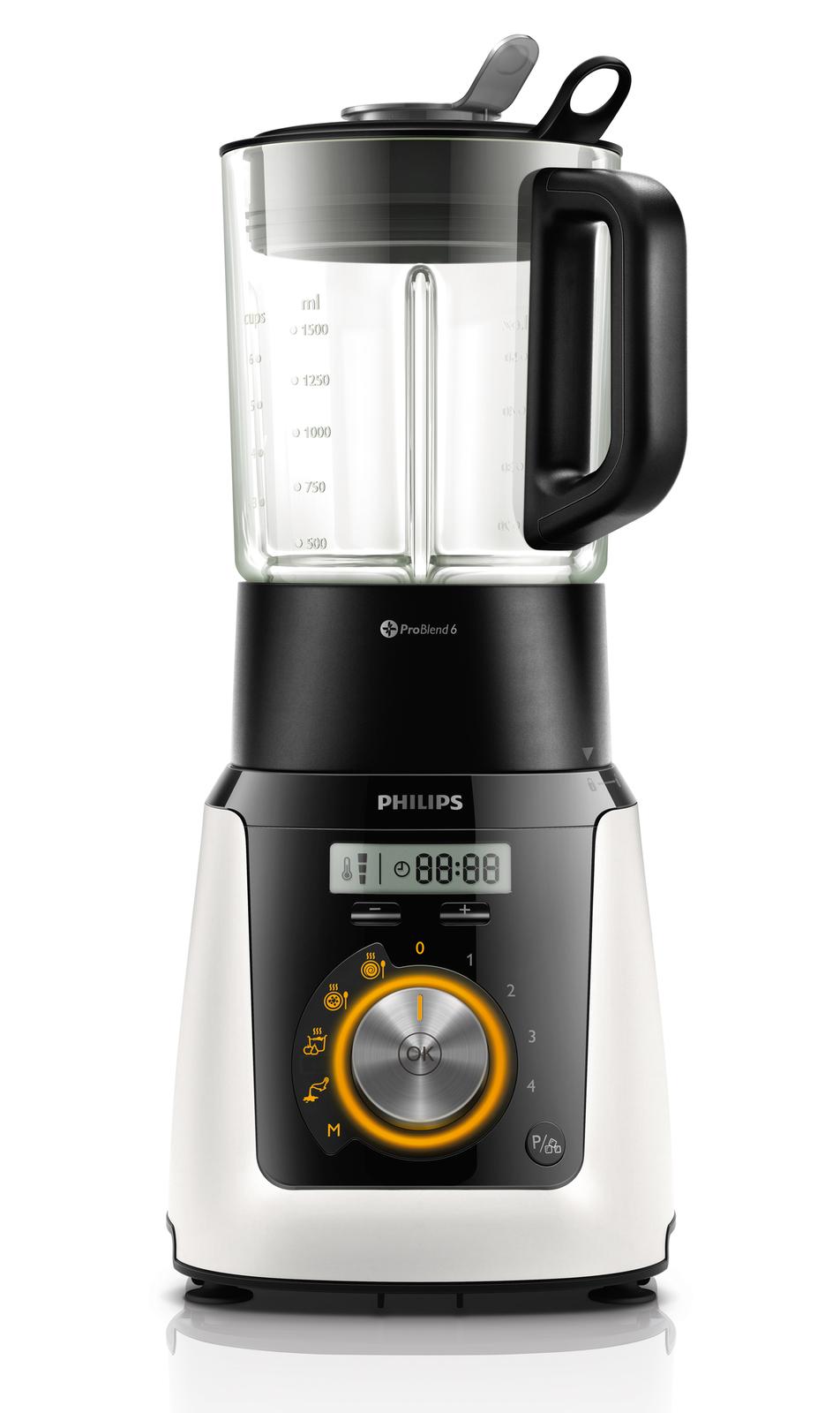 EBAY PLUS WoW-Angebot: Philips Standmixer Hr2091/30 - 1000W (Mit Kochfunktion bis 100°C)