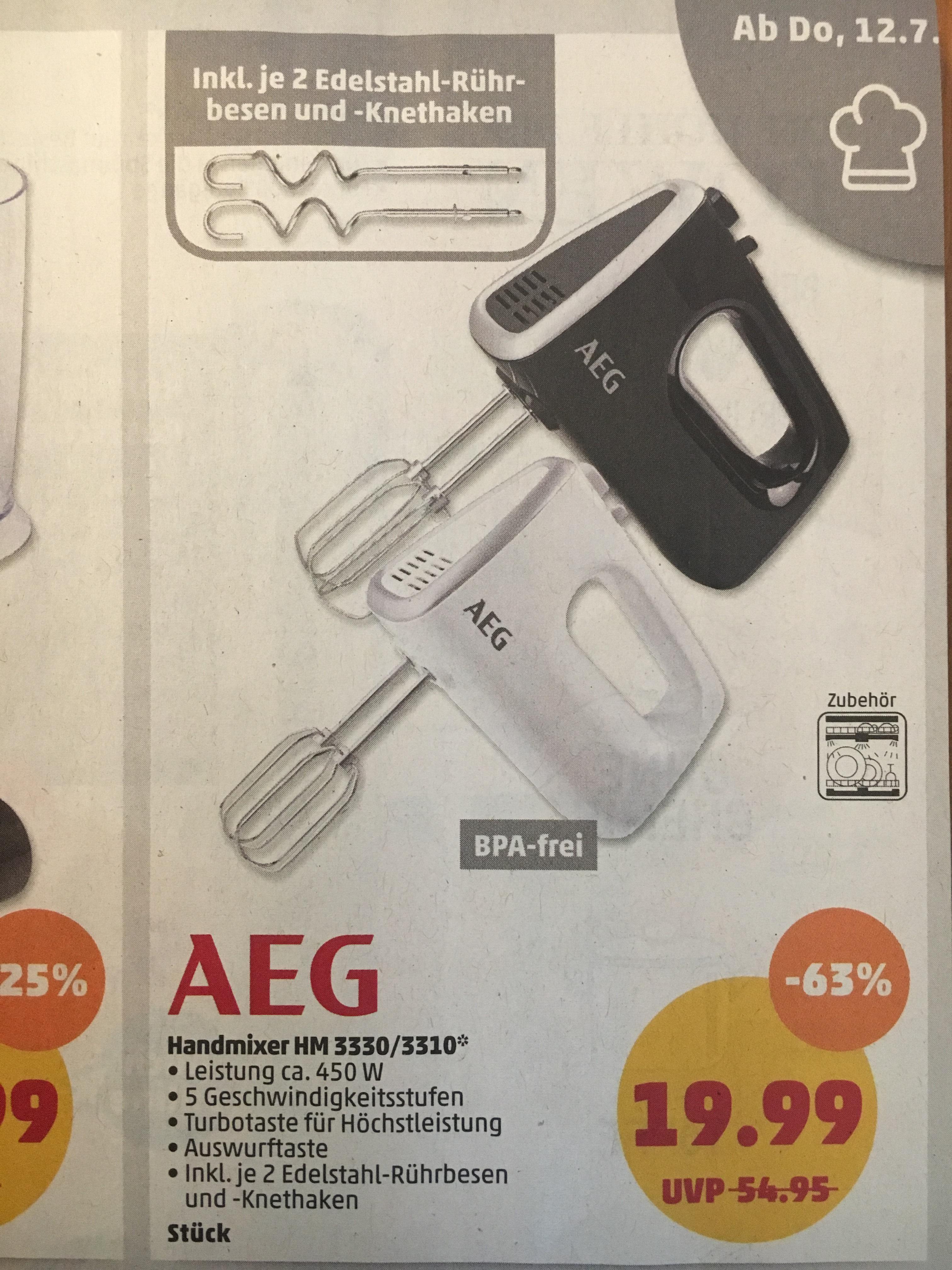 AEG Handmixer