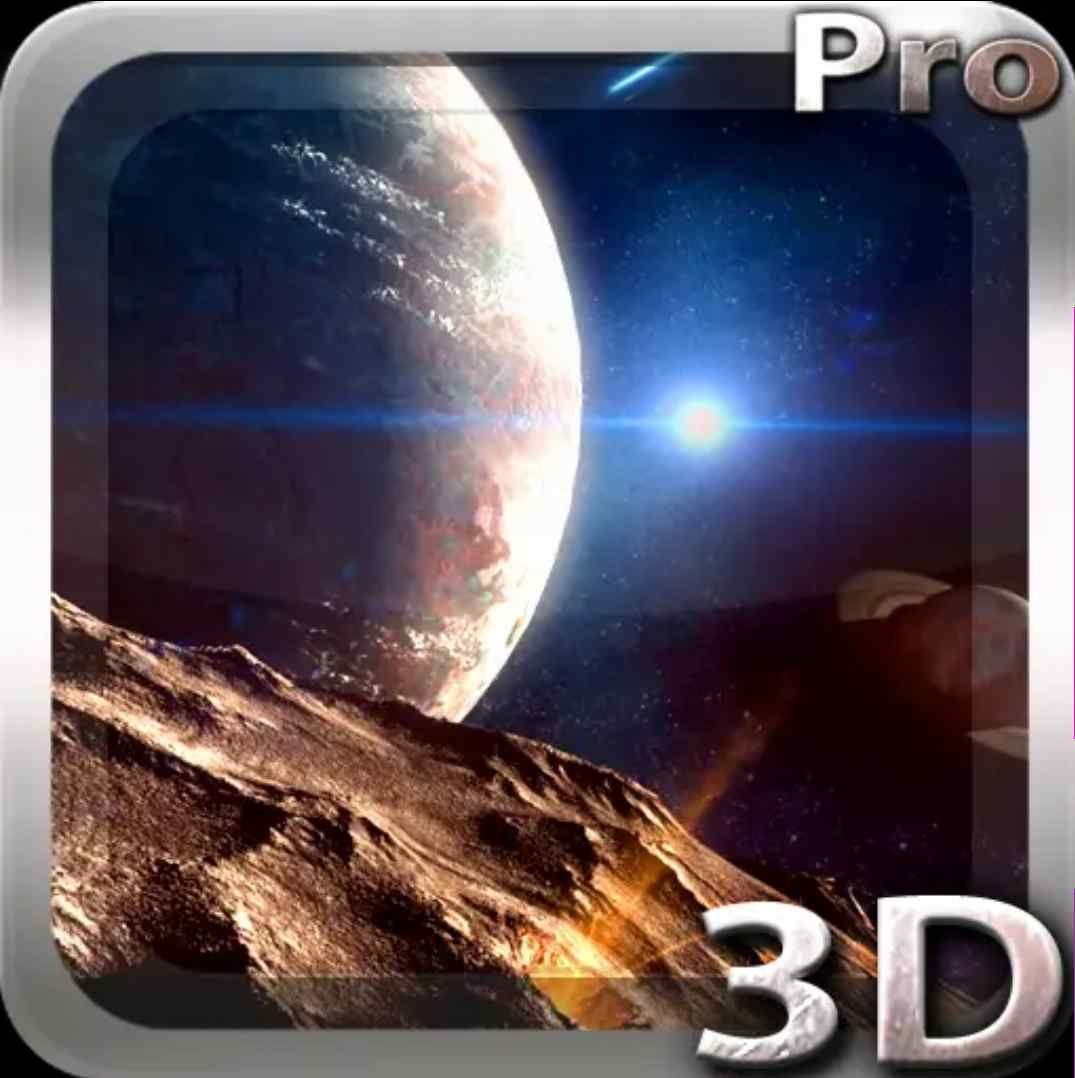 [Google Playstore] App für Android, Planetscape 3D Live Wallpaper, kostenlos anstatt 1,19€.