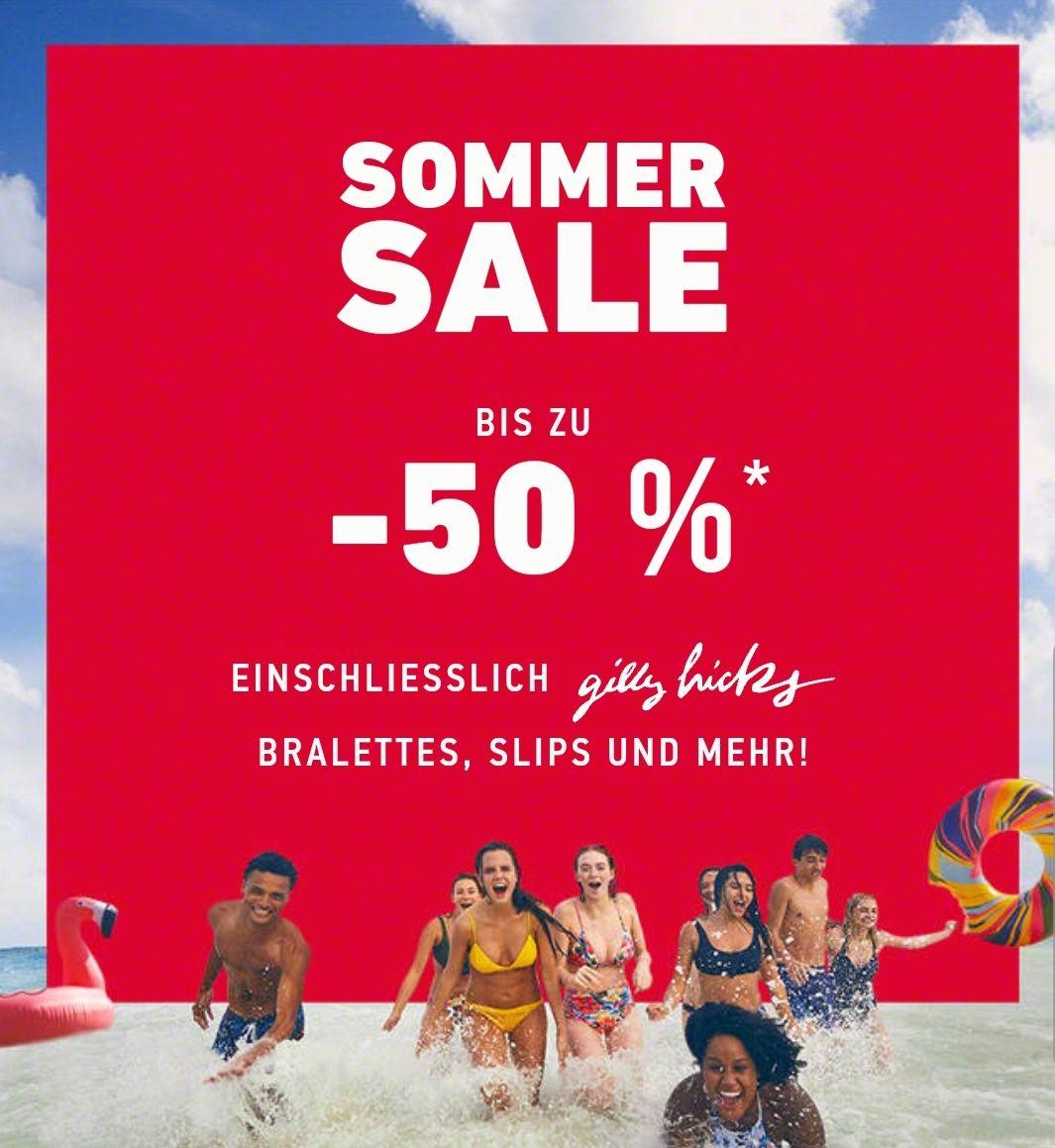Hollister Summer Sale bis 50% runtergesetzt