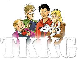 [TKKG Junior] Schnitzeljagd für Kindergeburtstage etc. zum Download (kostenloses PDF)