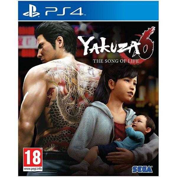 Yakuza 6: The Song of Life(PS4)