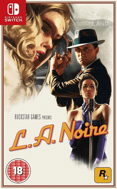 L.A. Noire (Switch) für 19,99€ bzw. für 17,99€ (Müller)