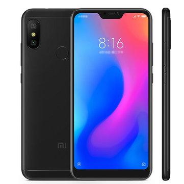 Xiaomi Redmi 6 Pro Dual AI Camera 5.84 inch 3GB  32GB SD 625 Smartphone  AI face ID unlock