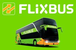 Flixbus — 20% Gutschein