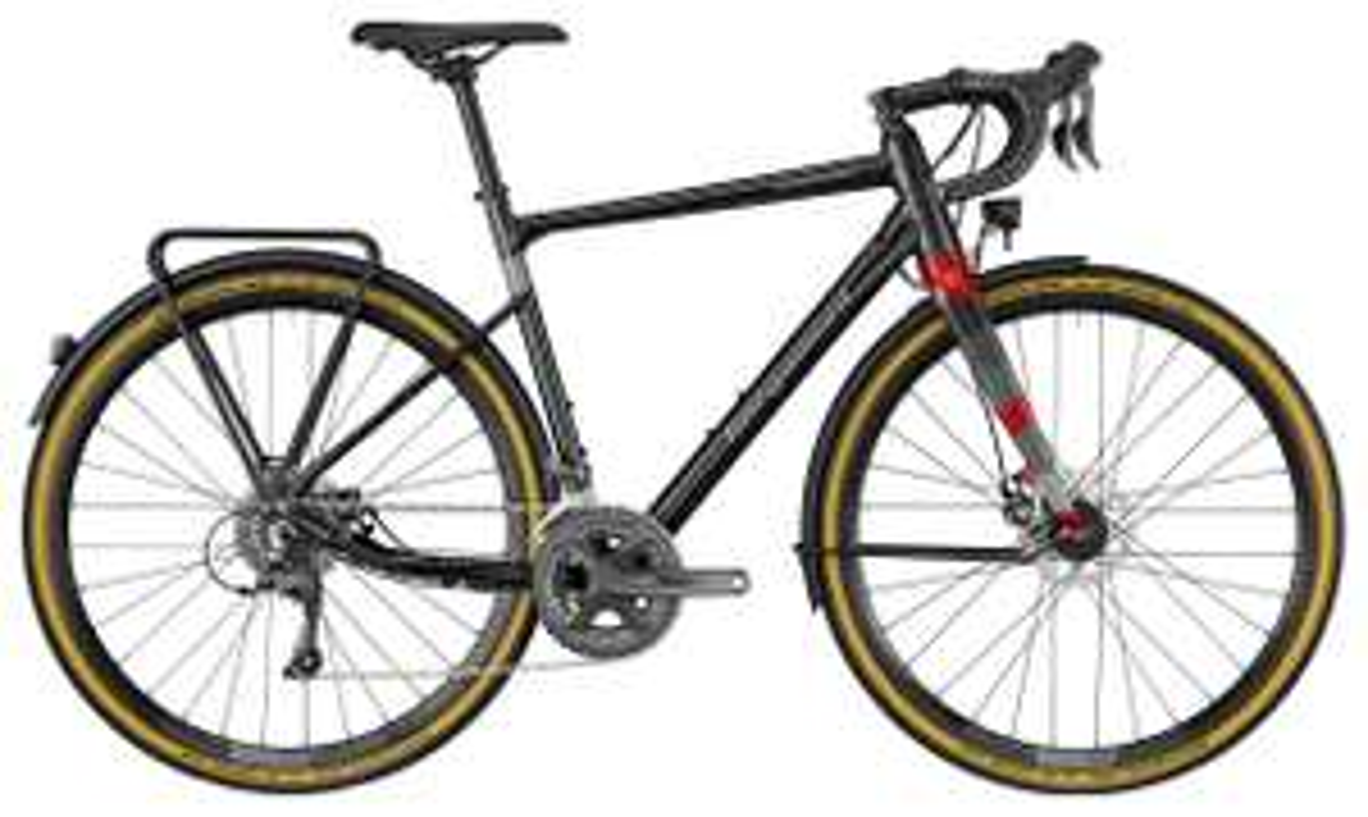 [Fahrrad XXL] Bergamont Grandurance RD 5.0 Randoneur Commuter-Rennrad Cyclocross (alle Größen)