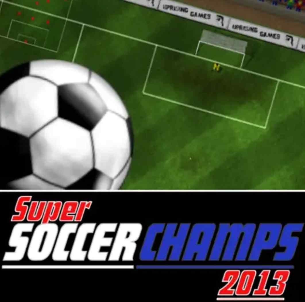 """[Google Playstore] App für Android """"Super Soccer Champs"""", kostenlos anstatt 4.09€."""
