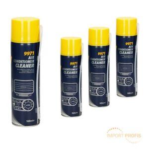 4Dosen Mannol Klimaanlage Reinigungsschaum