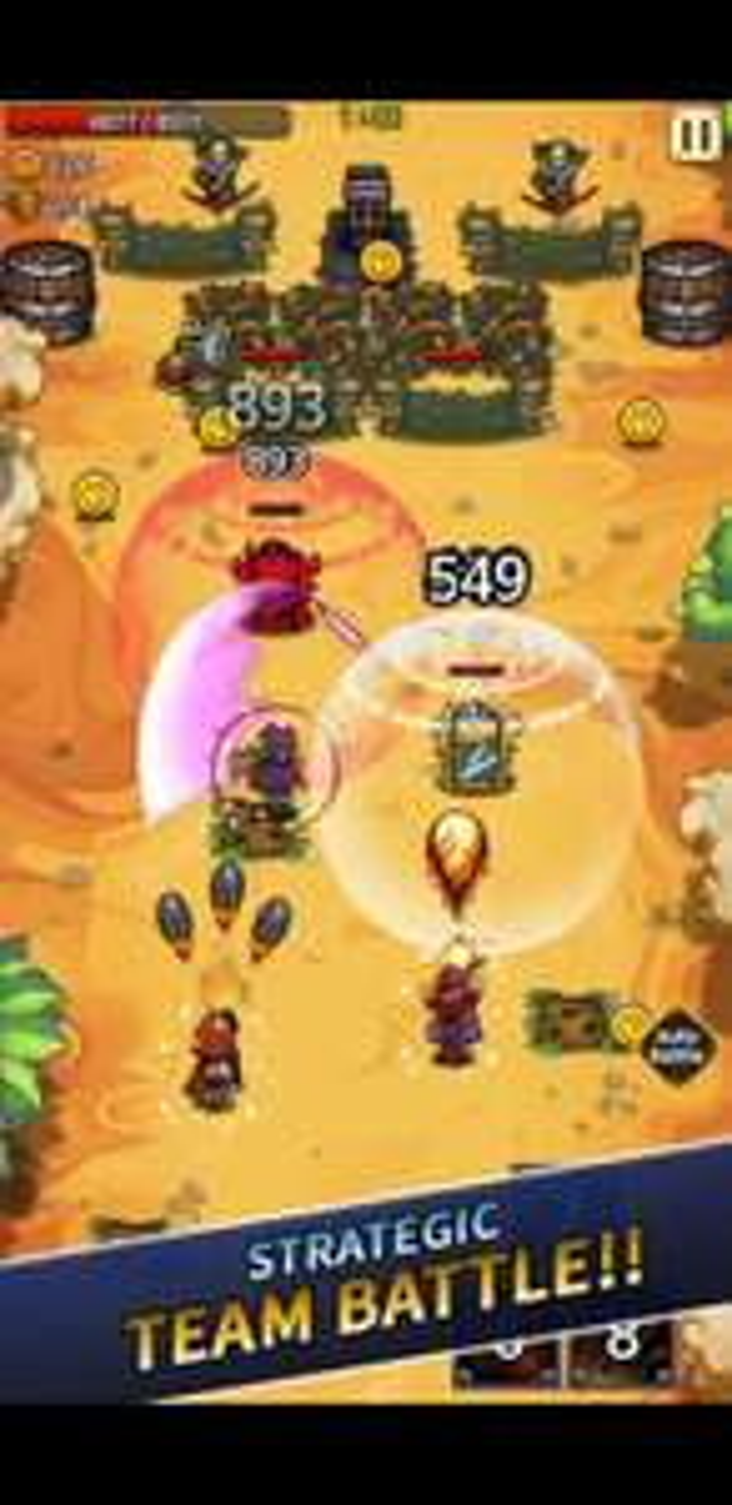 [Google Playstore] Wonder Knights VIP: Retro Shooter RPG