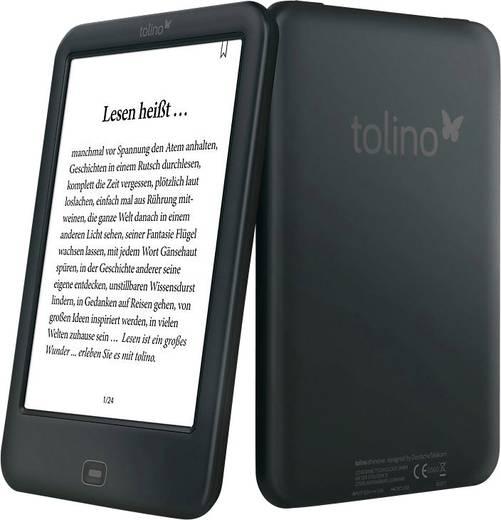 [Conrad] Tolino Shine 2 HD eBook Reader mit Gutscheincode