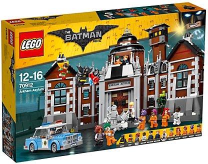 Lego 70912 The LEGO Batman Movie - Arkham Asylum für 110€ [ToysRUs]
