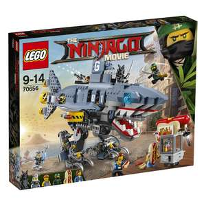 LEGO 70656 The LEGO NINJAGO Movie - Garmadon, Garmadon, GARMADON! für 60 € [ToysRUs]