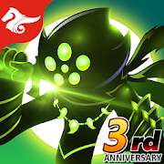 "[Google Playstore] Spiel/App für Android ""League of Stickman: (Dreamsky)Warriors"", kostenlos anstatt 0.59€."