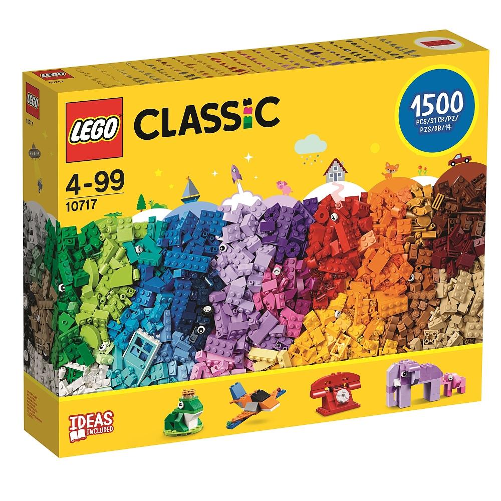 LEGO Classic 10717 - Extragroße Steinebox für 47,95 € [ToysRUs]