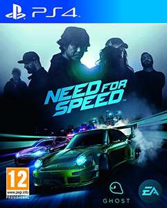 Need for Speed (PS4) für 13,60€ (Amazon IT)