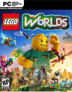 LEGO Worlds (Steam) + DLC für 5,41€ (CDKeys)