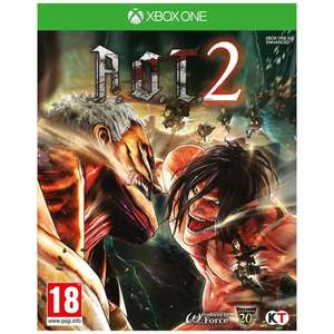 Attack on Titan 2 (Xbox One & PS4) für je 26,24€ (Base.com)