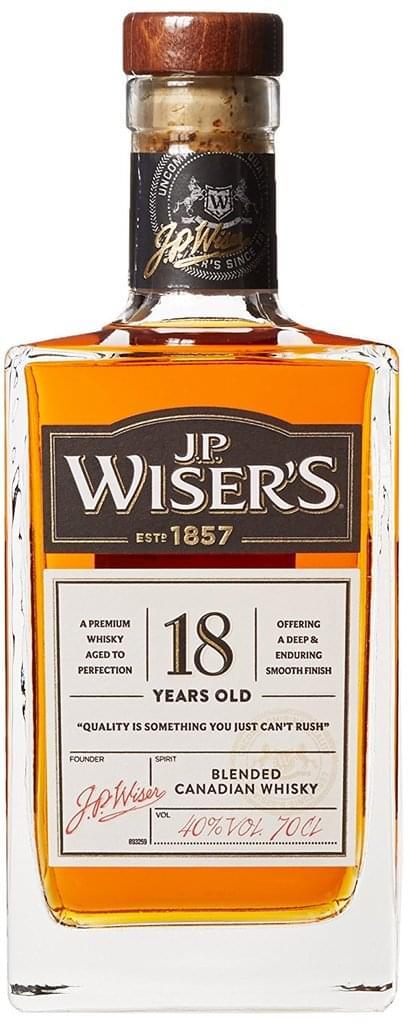 Real - J.P. Wiser 18 Jahre für ca 35€