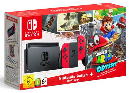 [Lokal] Nintendo Switch im Bundle mit Super Mario Odyssey für unter 300 Euro