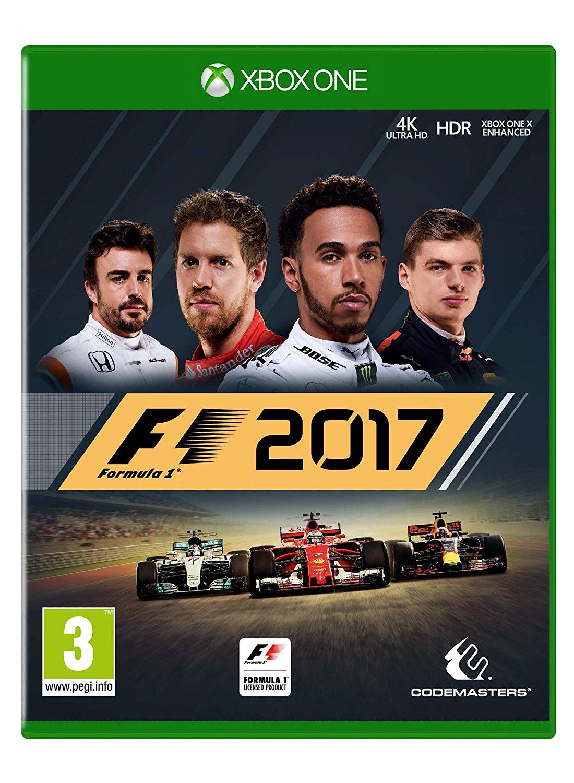 F1 2017 (Xbox One & PS4) für je 21,98€ (Amazon UK)