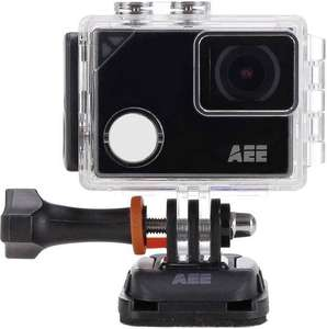 [Digitalo] AEE Action Cam Lyfe Silver 1022 4K, WLAN, Touch-Screen